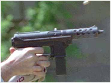 La pistola ametralladora TEC-9