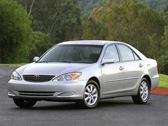 Toyota Camry Theft Statistics | RM.