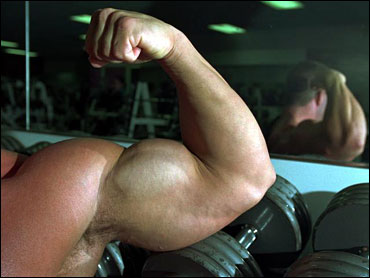The effects of steroids on muscle development