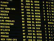 Ten Flights Disrupted