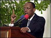 Peace Plan Agreement In Haiti