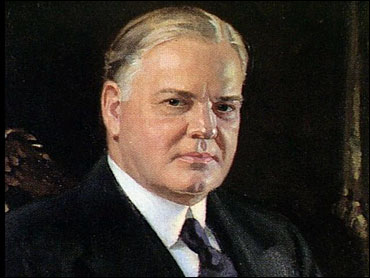 Herbert Hoover - the 'do nothing' president (if you consider proactively wrecking the economy as 'doing nothing')