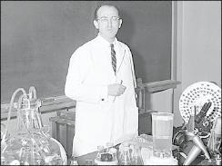 how did jonas salk cure polio