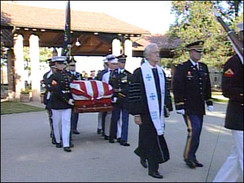 Reagan Burial