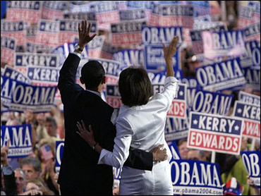 Barack Obama's 2004 Democratic Convention Speech