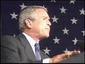 Bush Counterattacks