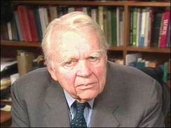 Andy Rooney On Cell Phones