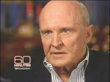 Jack Welch Talks video - CNET TV