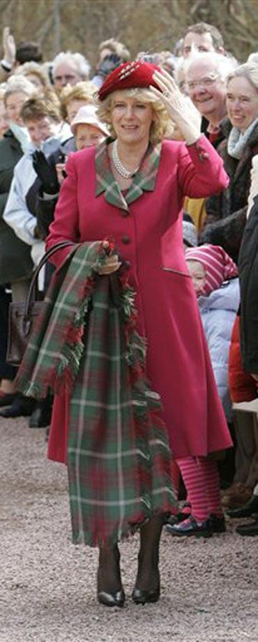 Camilla, Duchess of Cornwall,