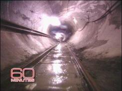 Water Tunnel's Big Feat
