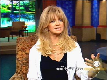Goldie Hawn Remembers