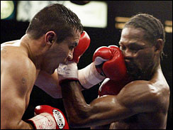 Leavander Johnson died from injuries sustained in a lightweight title fight with Jesus Chavez