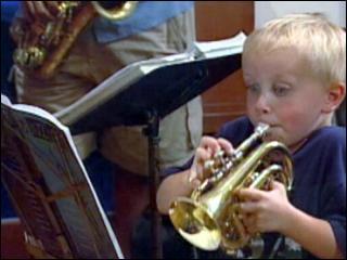 Ejercicios para trompeta