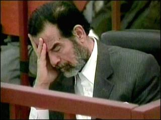 Saddam Trial Delayed