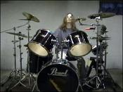 Buddy Iahn On Drums