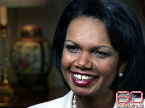 Eye To Eye: Condoleezza Rice
