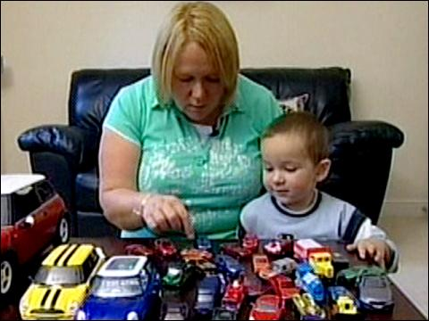 Toddler Buys $16,000 Car