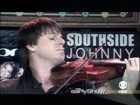 Second Cup Cafe: Joshua Bell