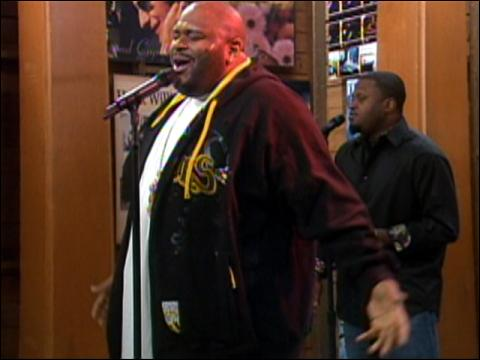 Ruben Studdard Drops By