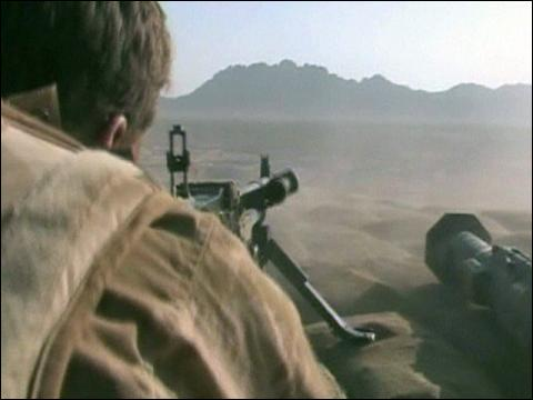 NATO Battles Afghan Fighters