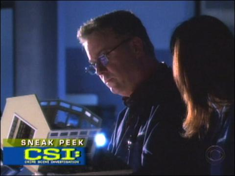 'CSI' Sneak Peak