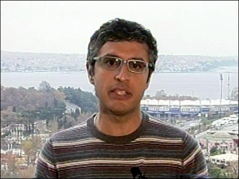 Mideast Analyst On Papal Visit