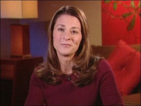 Eye To Eye: Melinda Gates