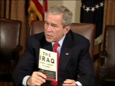 Will Bush Change Course?