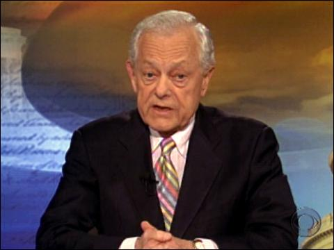 Schieffer On 'Stunning' Poll