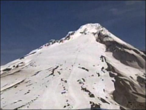 Climbers Vanish On Mt. Hood