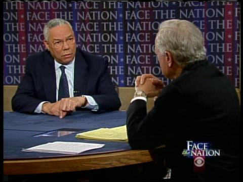 Powell On Rumsfeld