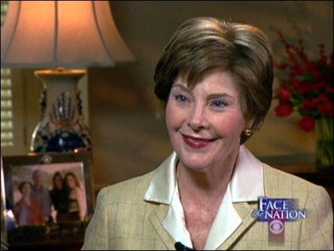 Laura Bush On Her 'Illness'
