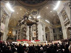 christmas mass vatican