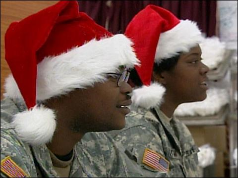 Christmas With The Troops