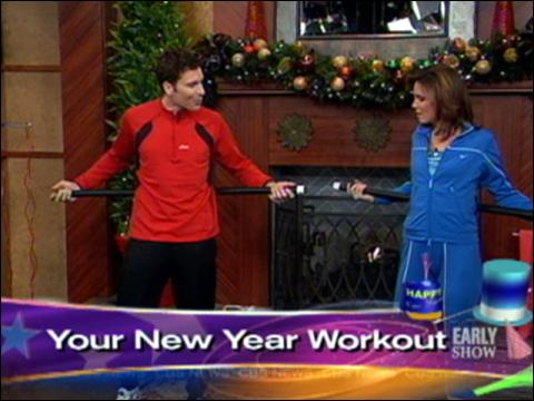 Get Into Shape In The New Year