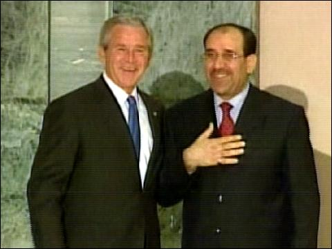 Bush & Maliki Need Each Other