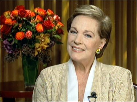 Eye To Eye: Julie Andrews