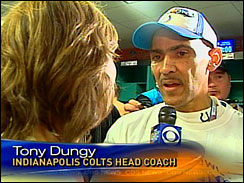 Tony Dungy Coaching Style | RM.