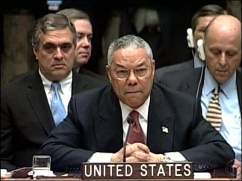 A Look At Powell's WMD Speech