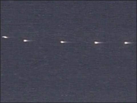 Phoenix Sees 'Alien' Lights