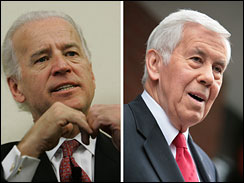 Sen. Joe Biden, Sen. Dick Lugar, Face The Nation