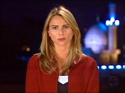 lara logan attacked video. Lara Logan reports on one