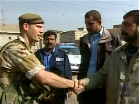 British Lost Rule In Iraq