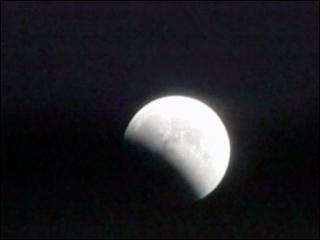 lunar eclipse  video