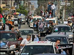 Networks To Palestinians: Let BBCer Go