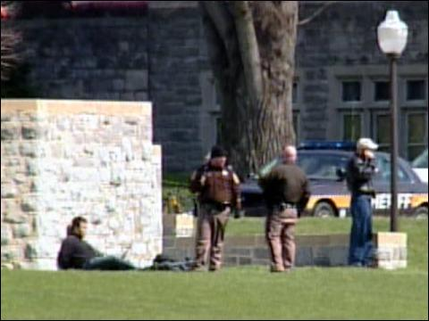 virginia tech shooting. Virginia Tech Campus Shooting