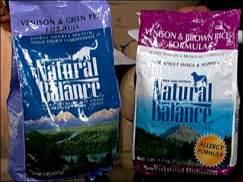 More Pet Food Brands Recalled