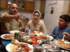 Baghdad Family Copes With Life