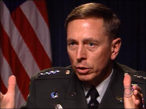 Petraeus Sees Progress In Iraq