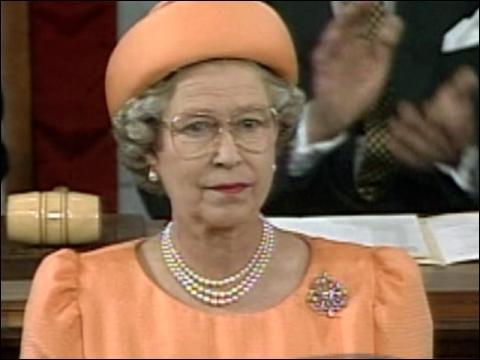 queen elizabeth ii coronation robes. queen elizabeth ii coronation